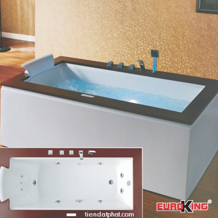 Bồn tắm Massage Euroking EU-208